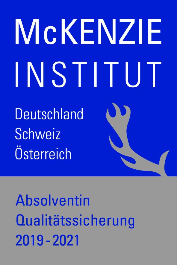 McKENZIE Institut - Qualitätssicherung Logo